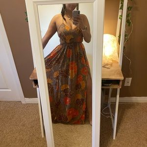 COPY - Urban outfitters maxi floral dress